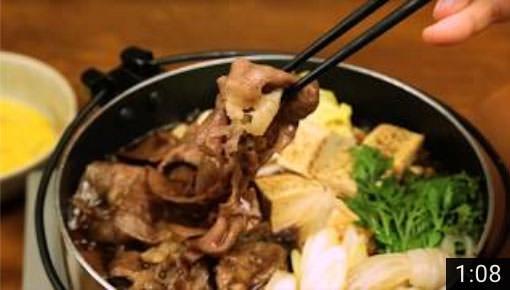 すき焼き関東風の美味しい作り方