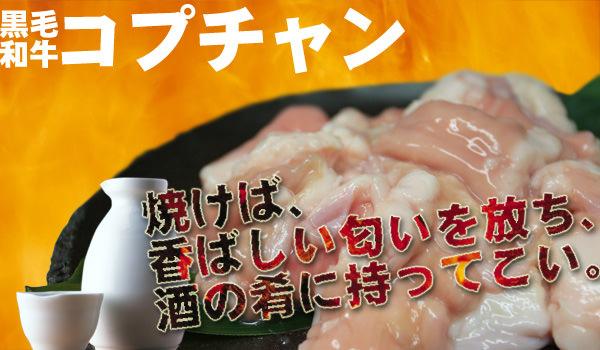 焼肉用コプチャン通販 業務用にも人気です。