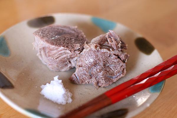牛すね味噌煮レシピ