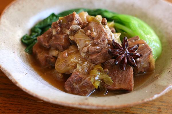 【簡単!牛すね肉レシピ】台湾煮込み