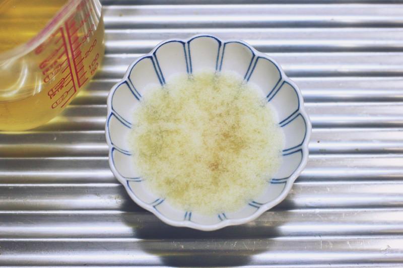 ジュレ仕立ての一口冷麺