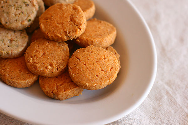牛脂のおつまみクッキー
