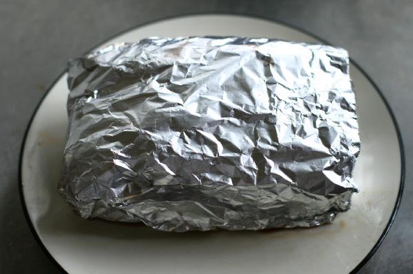 スパイシーローストビーフ フレッシュトマトソース