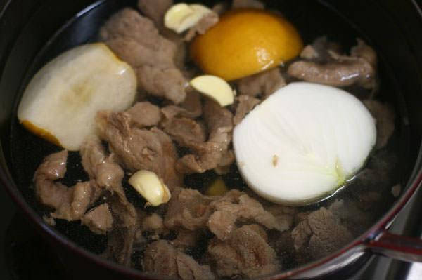 【牛すじ大根レシピ】白だしだけで美味しいレシピ