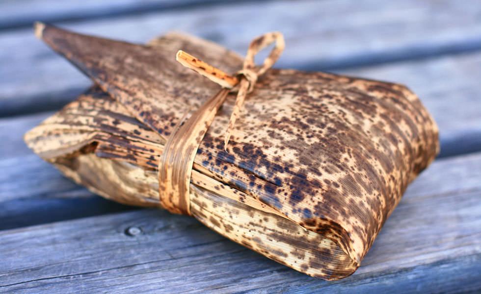 竹皮の効果