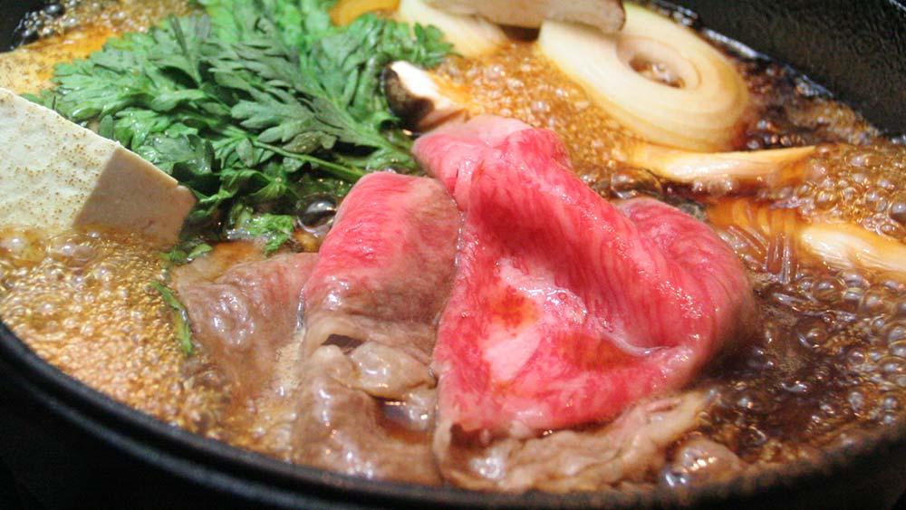 松阪牛すき焼き肉通販