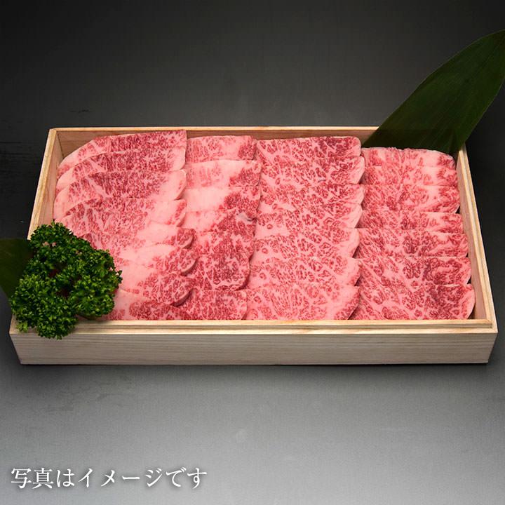 松阪牛上カルビ 焼肉用500g