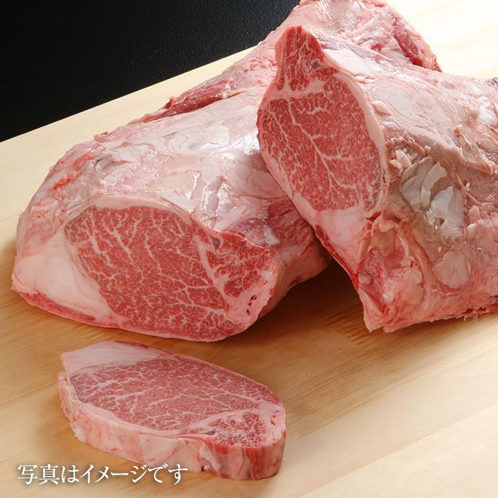 松阪牛A5 シャトーブリアン ブロック1kg