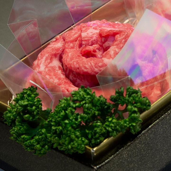 花の松阪牛すき焼きセット