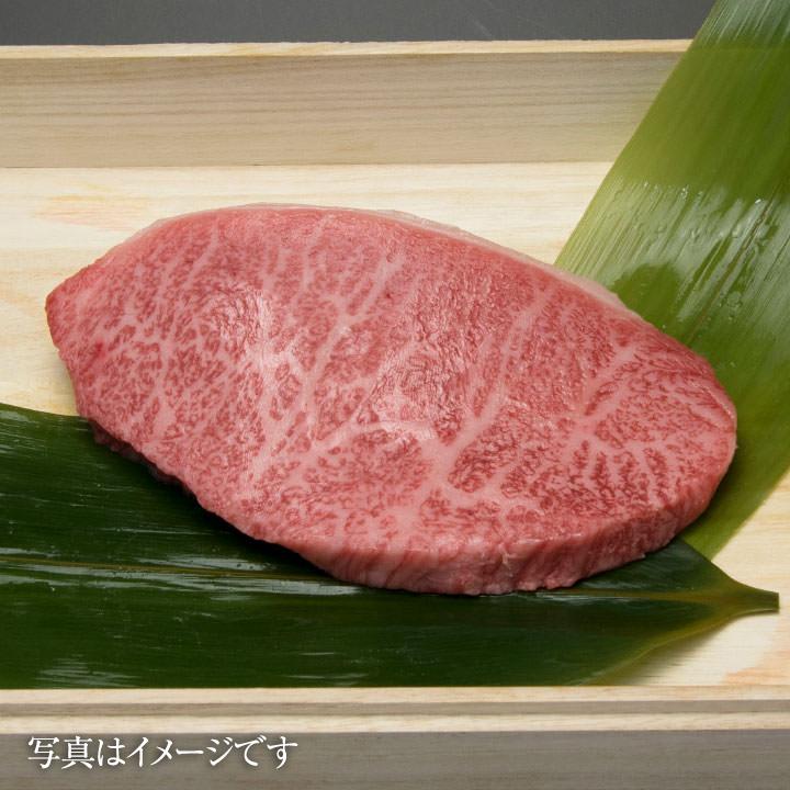 松阪牛イチボステーキ 100g×2枚セット