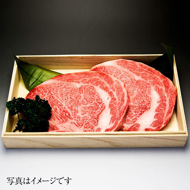 松阪牛リブロースステーキ 200g×2枚セット