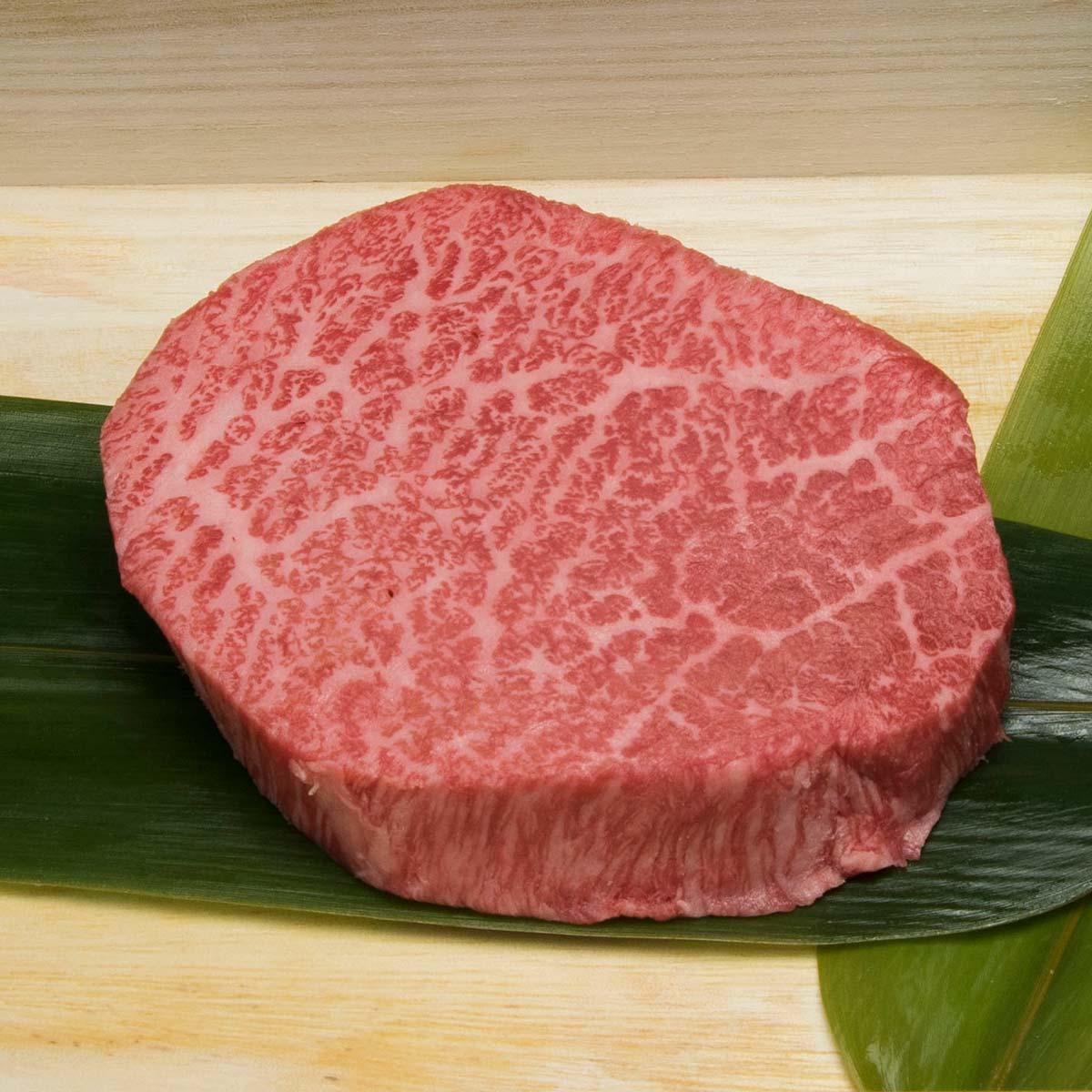 松阪牛赤身ステーキ食べ比べセット3部位