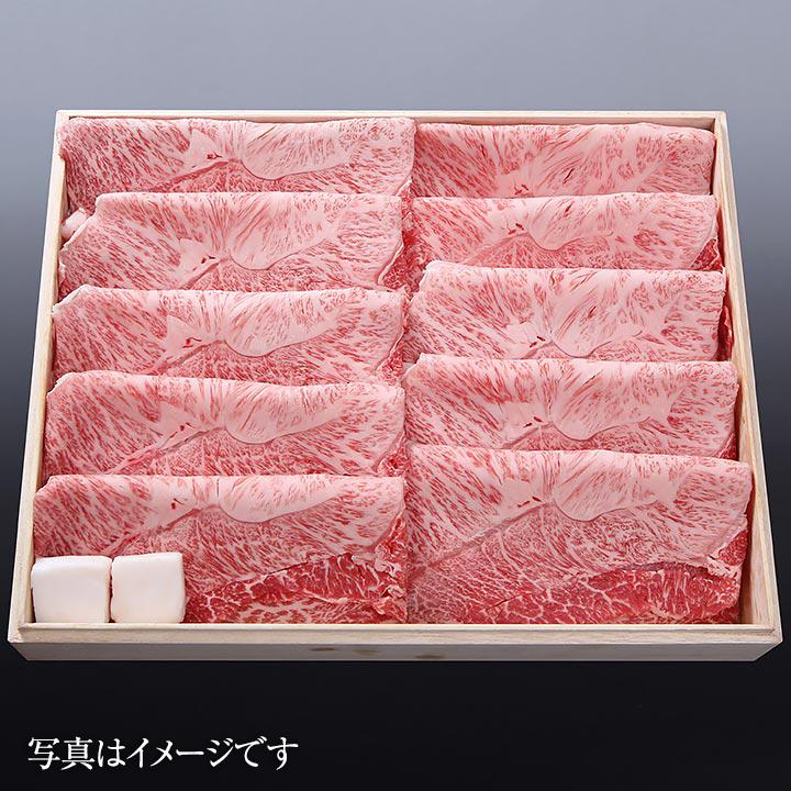 リブロース1kg+肩1kg すき焼き用(専用割下4本付き)