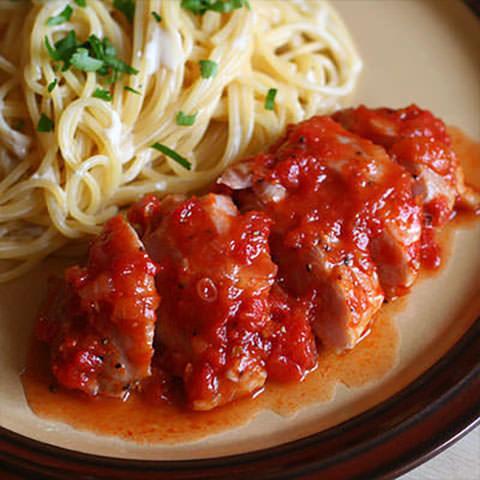 勝光治のおすすめ おかずチキン トマト味3パック