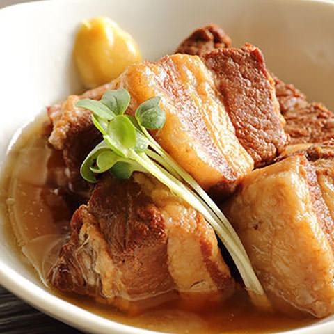 国産豚角煮