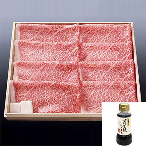 松阪牛モモすき焼き用300g